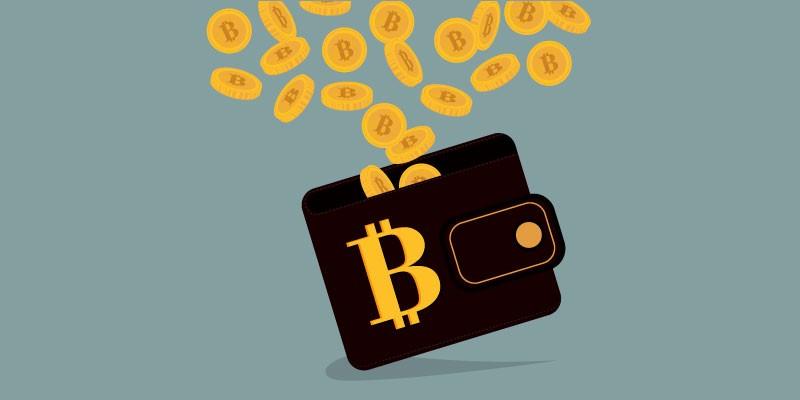 Bitcoin geld mit Bitoin Code
